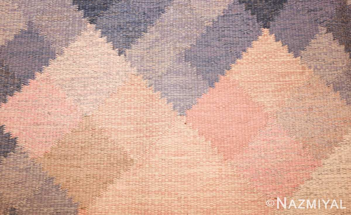 vintage swedish kilim by britta swefors 48507 colors Nazmiyal
