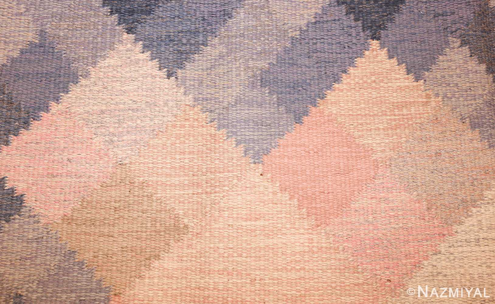 vintage swedish kilim by britta swefors 48507 colors Nazmiyal