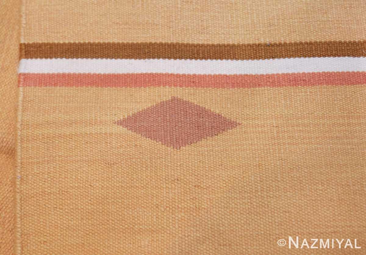 Vintage Swedish Rug by Anna Joanna Angstrom 48540 Back Knots Nazmiyal