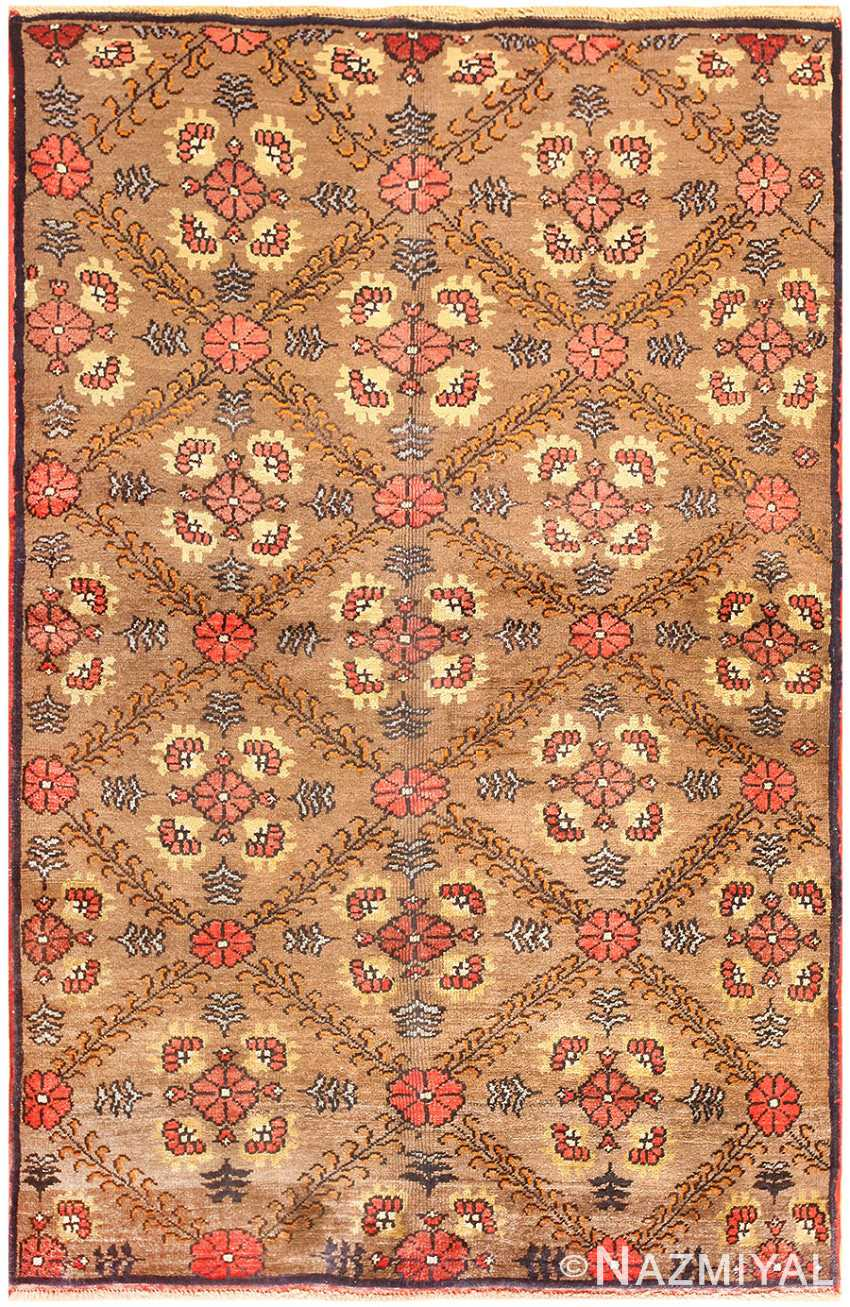 Vintage Turkish Carpet 50332