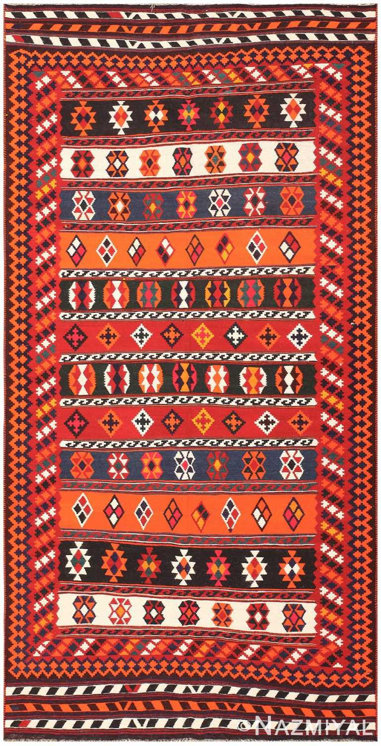 Vintage Turkish Kilim 50320