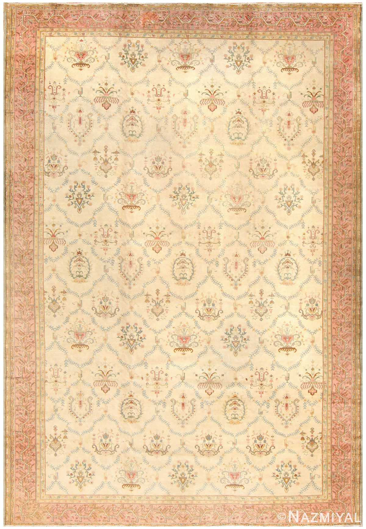 Vintage Turkish Sivas Carpet 50327
