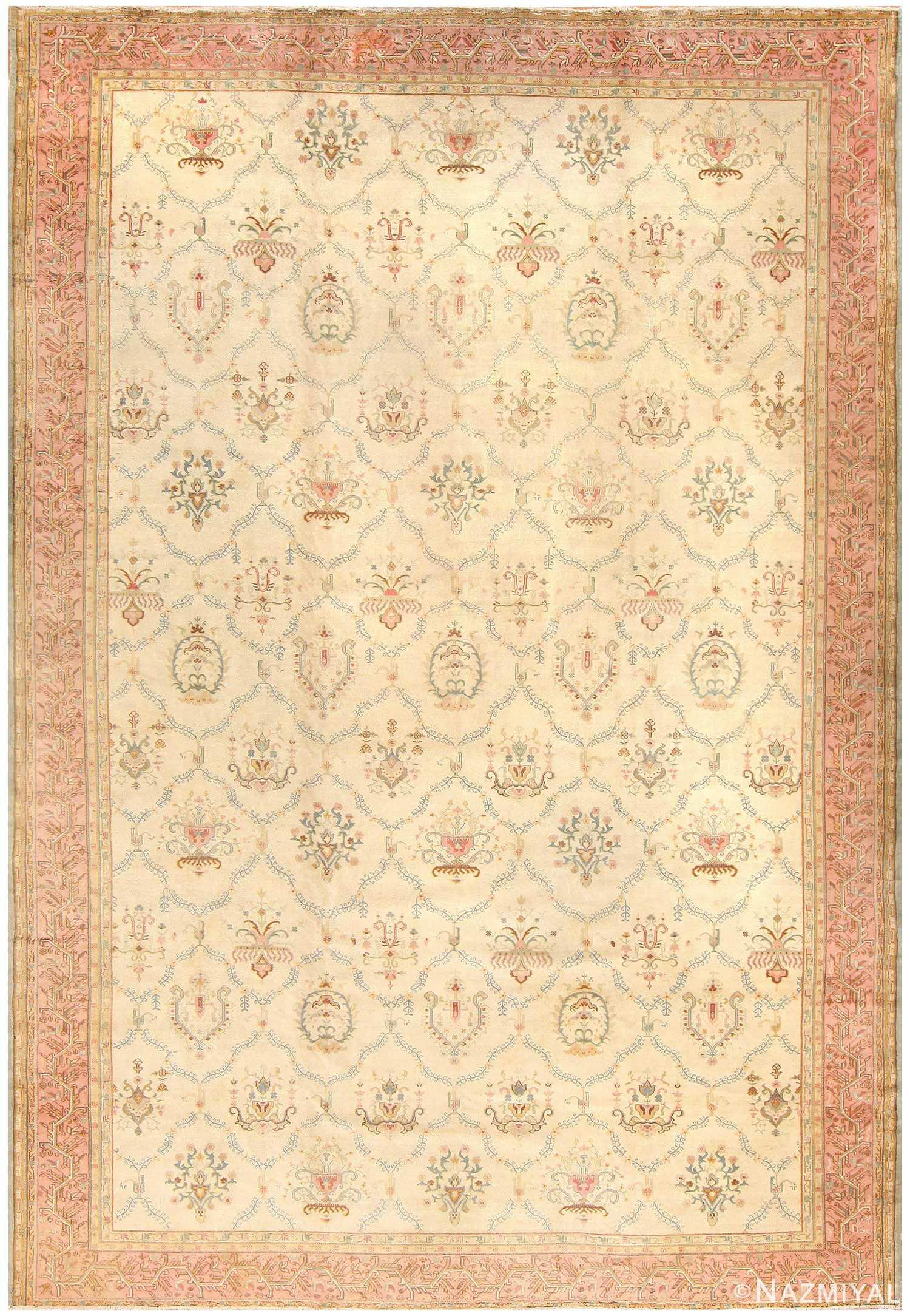 Vintage Turkish Sivas Carpet 50327
