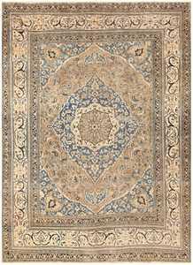 Antique Khorassan Persian Rug 41782