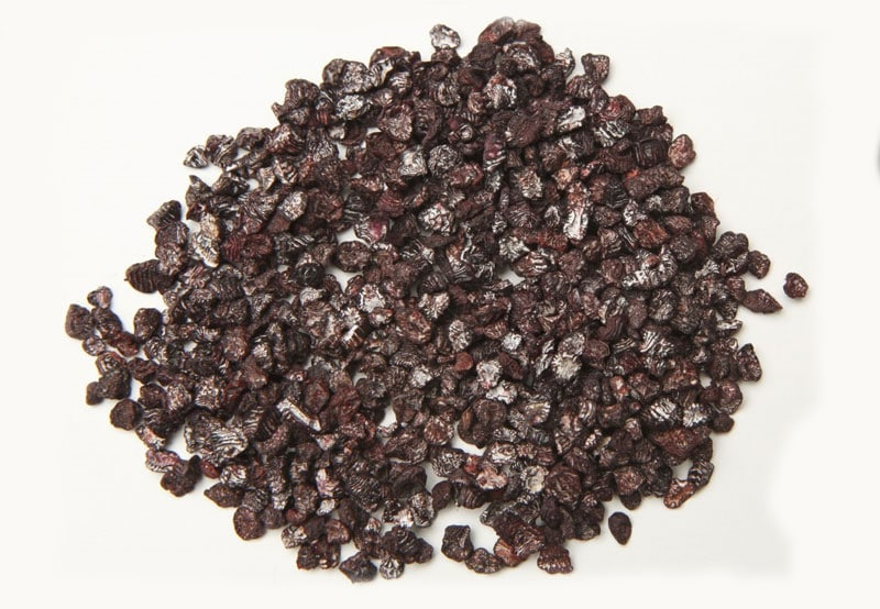 The dried bodies of cochineal bugs are used to make vibrant red dye. Nazmiyal