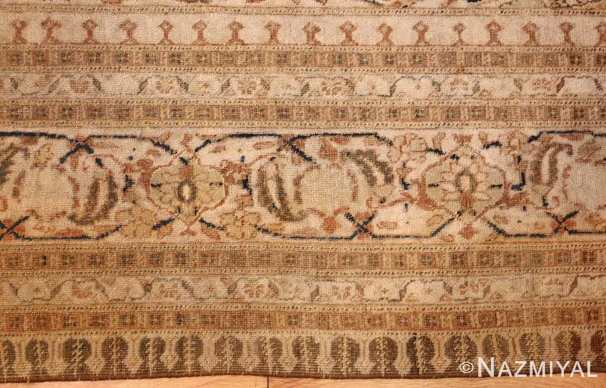 antique haji jalili tabriz carpet 50337 part Nazmiyal