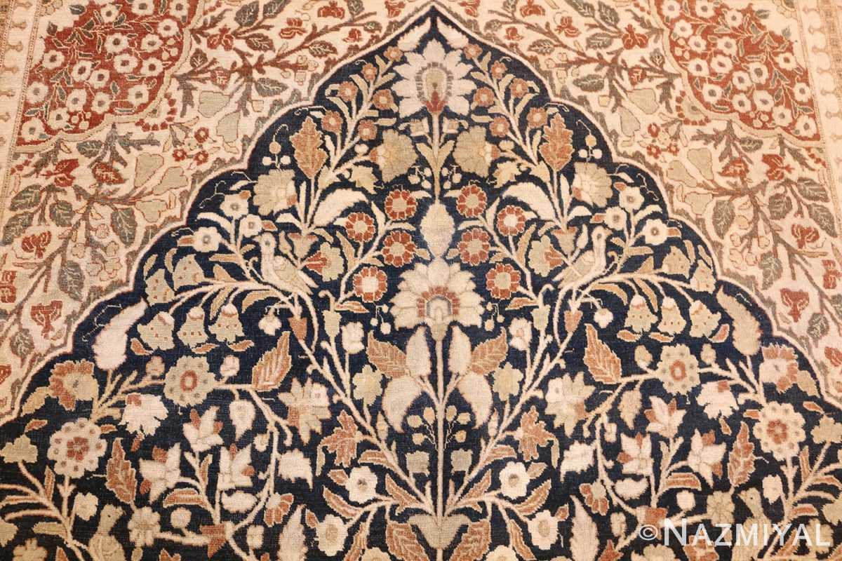 antique haji jalili tabriz carpet 50337 top Nazmiyal
