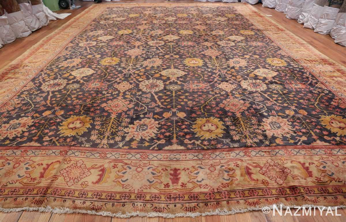 Antique Irish Arts and Crafts Rug 50336 Whole Design Nazmiyal