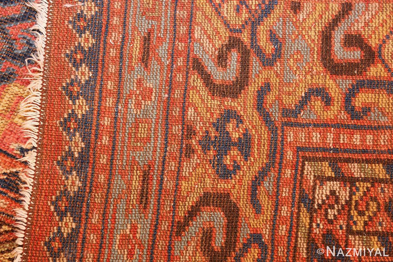 antique khotan rug 46595 weave Nazmiyal