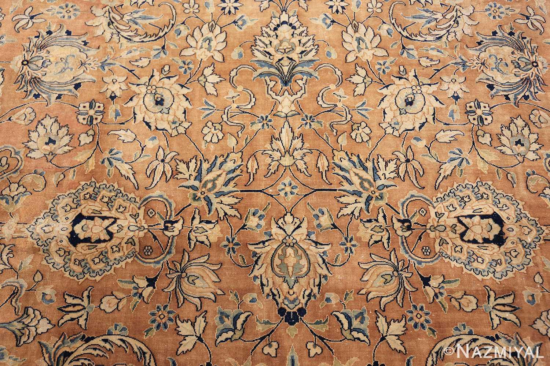antique persian kerman carpet 50254 design Nazmiyal
