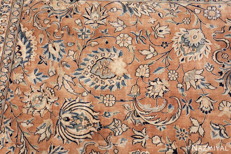 antique persian kerman carpet 50254 pattern Nazmiyal
