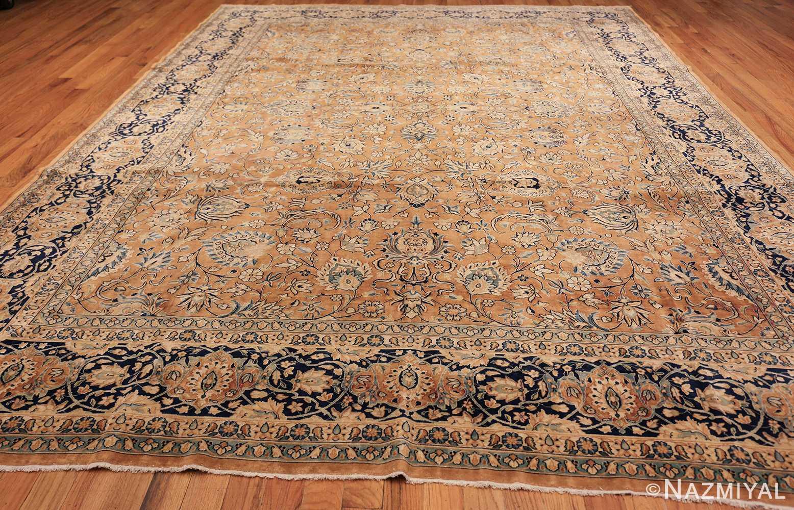 antique persian kerman carpet 50254 whole Nazmiyal