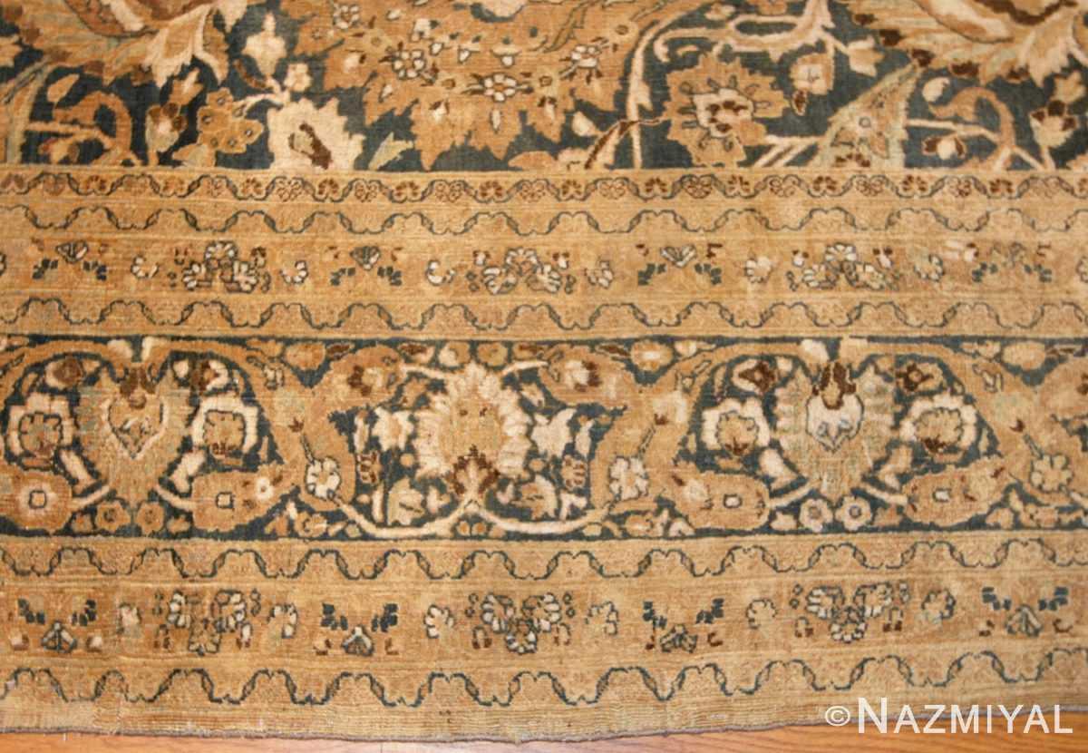 antique persian khorassan carpet 40303 border Nazmiyal
