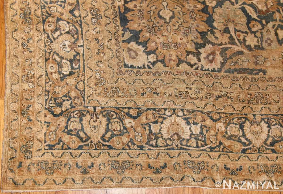 antique persian khorassan carpet 40303 corner Nazmiyal