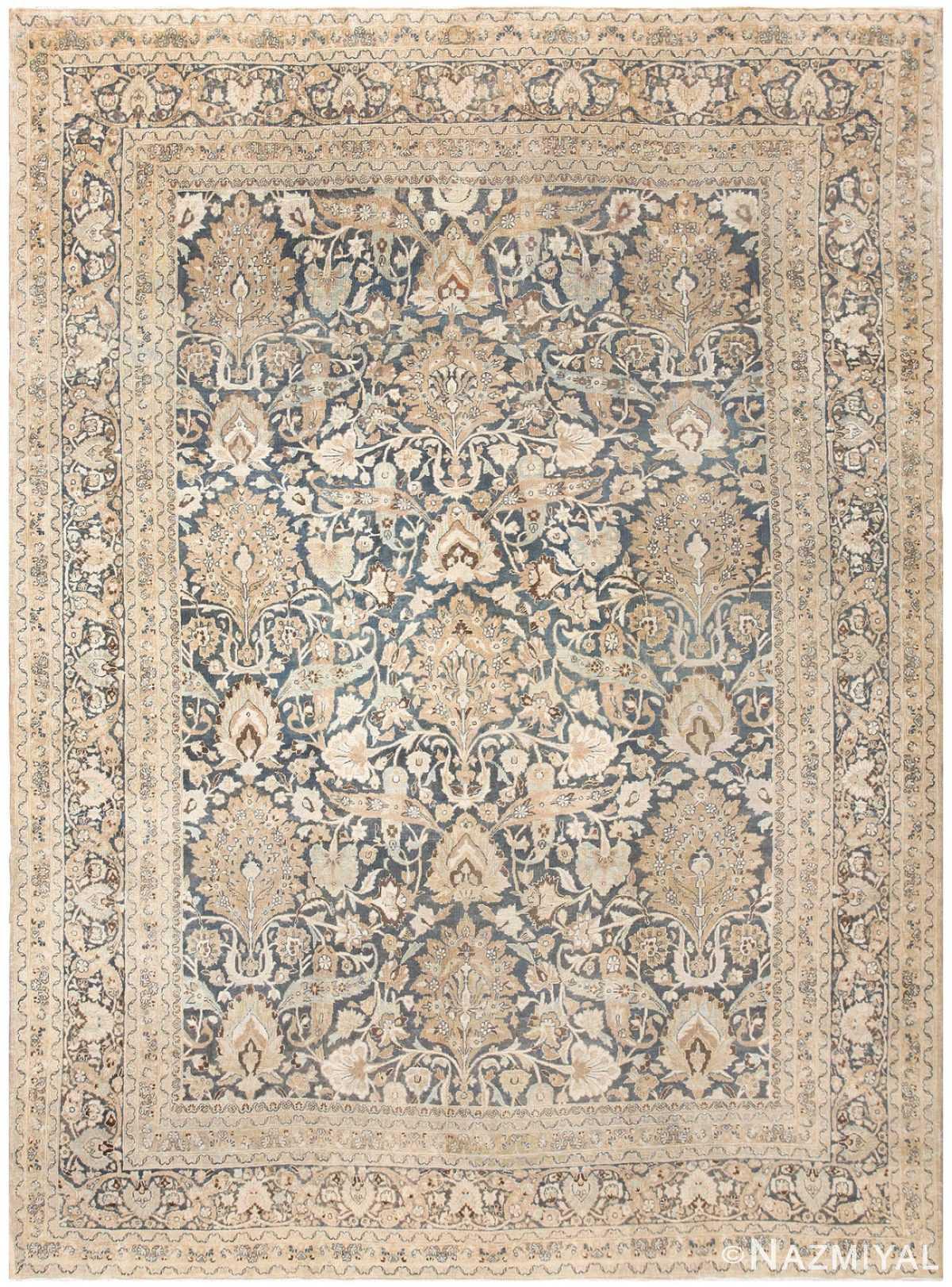 Antique Persian Khorassan Carpet 40303 Nazmiyal