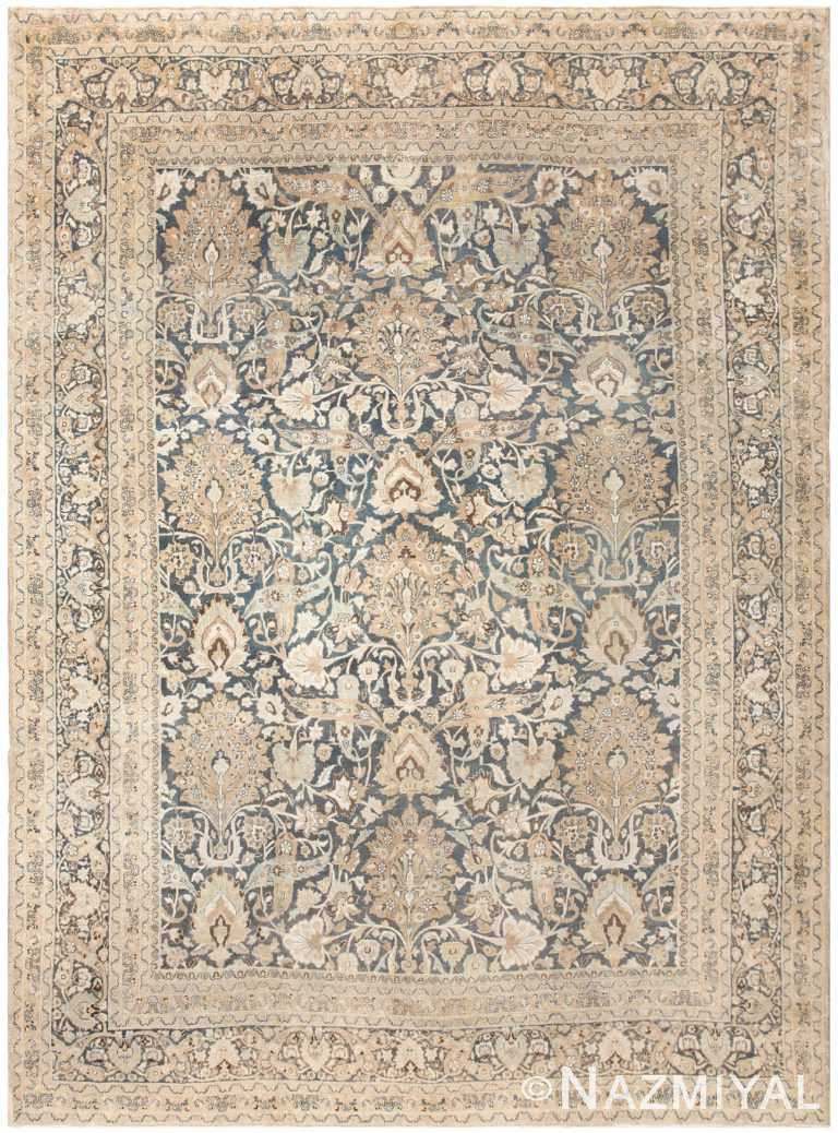 Antique Persian Khorassan Carpet 40303 Nazmiyal