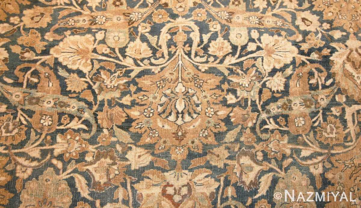 antique persian khorassan carpet 40303 field Nazmiyal