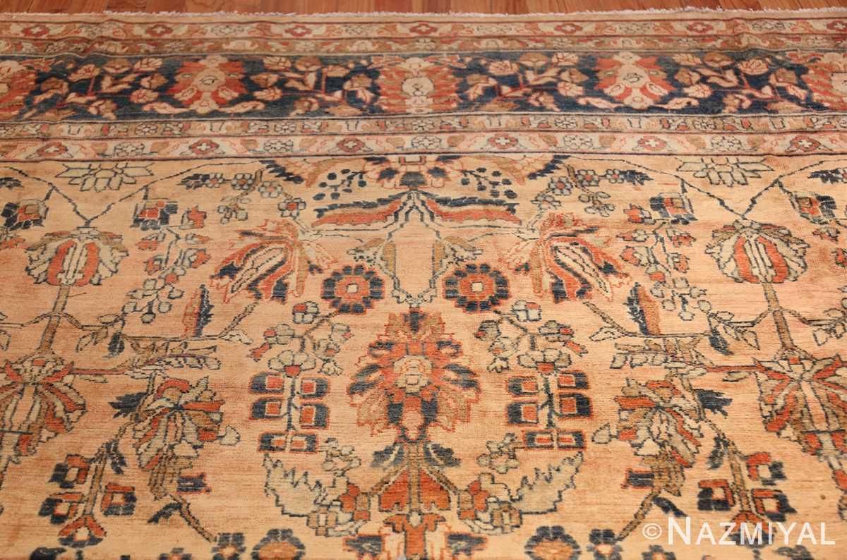 antique persian lilihan carpet 50191 top Nazmiyal