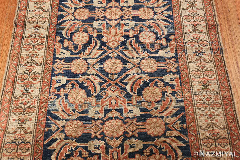 antique persian malayer hallway runner rug 50174 design Nazmiyal