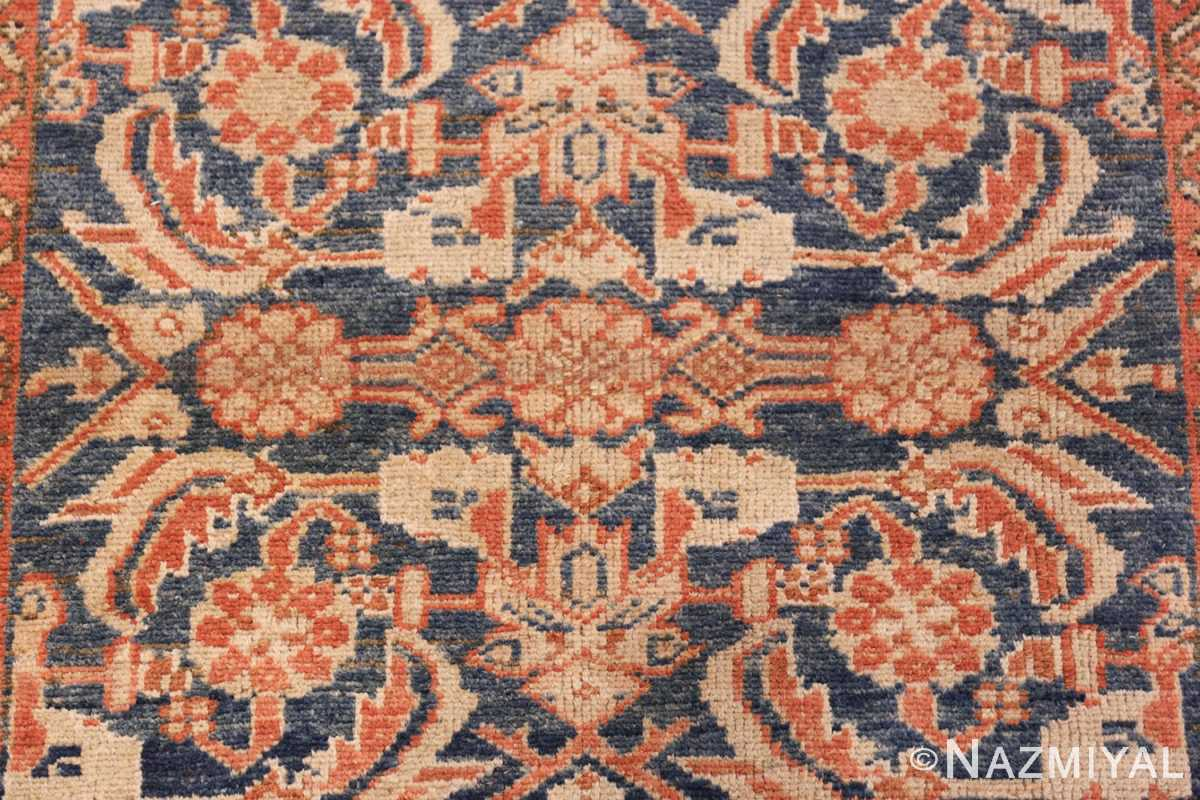 antique persian malayer hallway runner rug 50174 field Nazmiyal