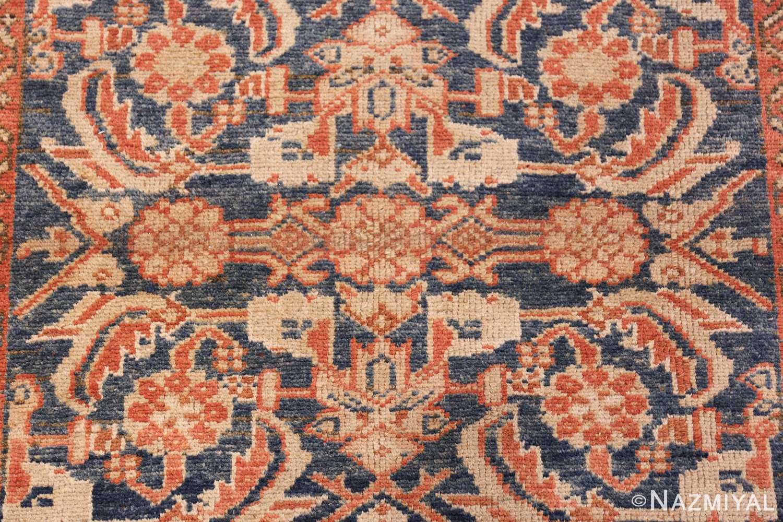 antique persian malayer hallway runner rug 50174 field Nazmiyal