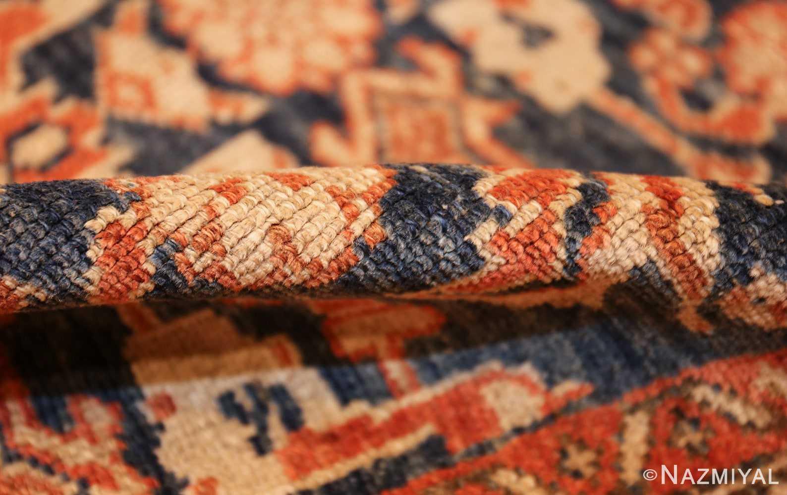 antique persian malayer hallway runner rug 50174 pile Nazmiyal