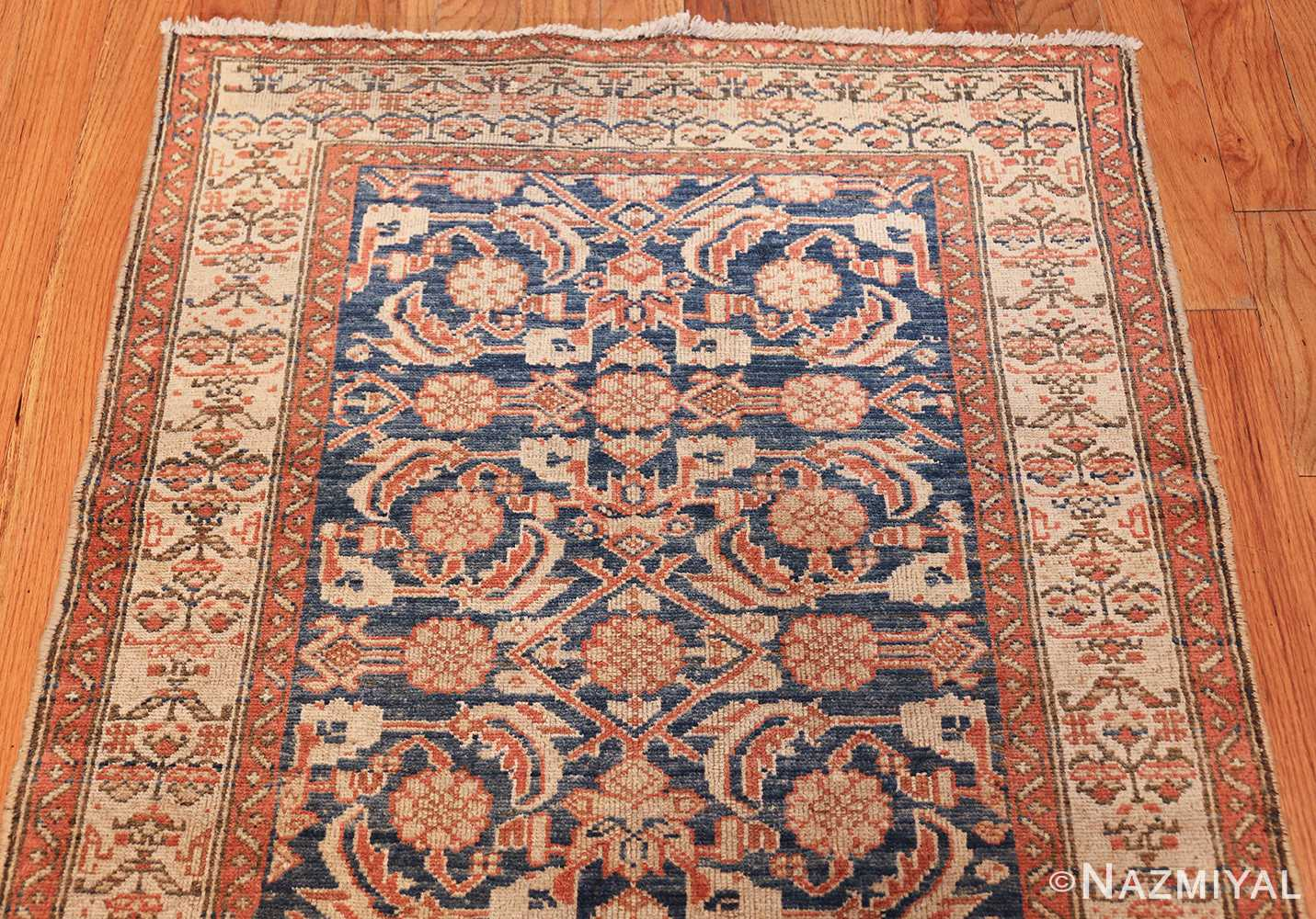 antique persian malayer hallway runner rug 50174 top Nazmiyal