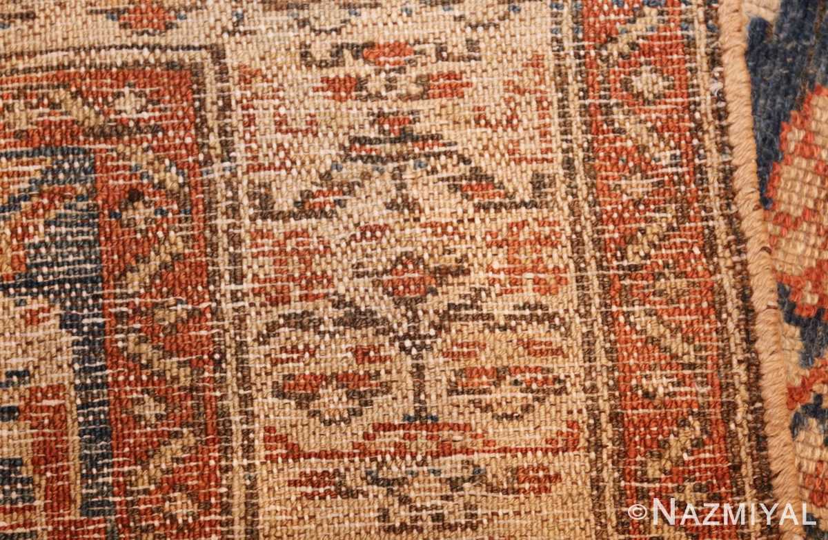antique persian malayer hallway runner rug 50174 weave Nazmiyal