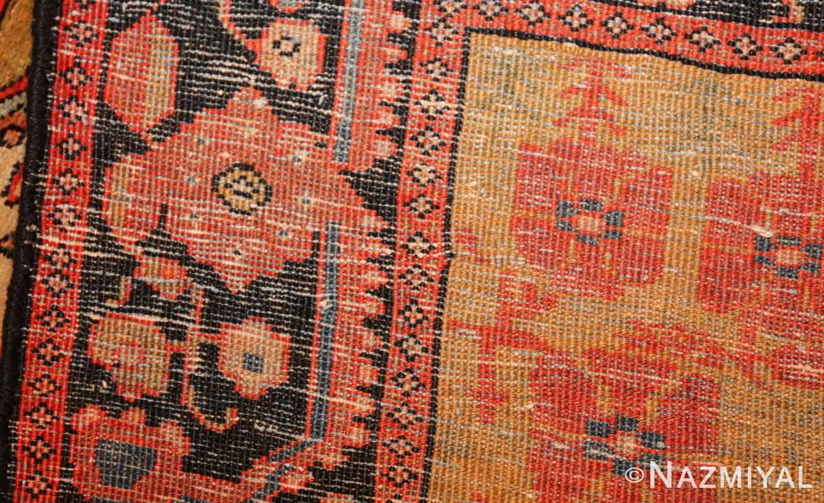 antique persian sarouk farahan carpet 50240 weave Nazmiyal