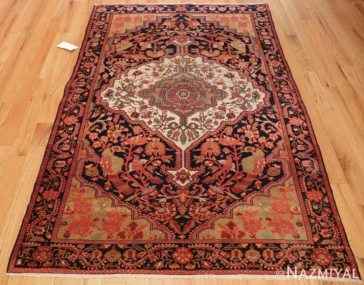 antique persian sarouk farahan carpet 50240 whole Nazmiyal