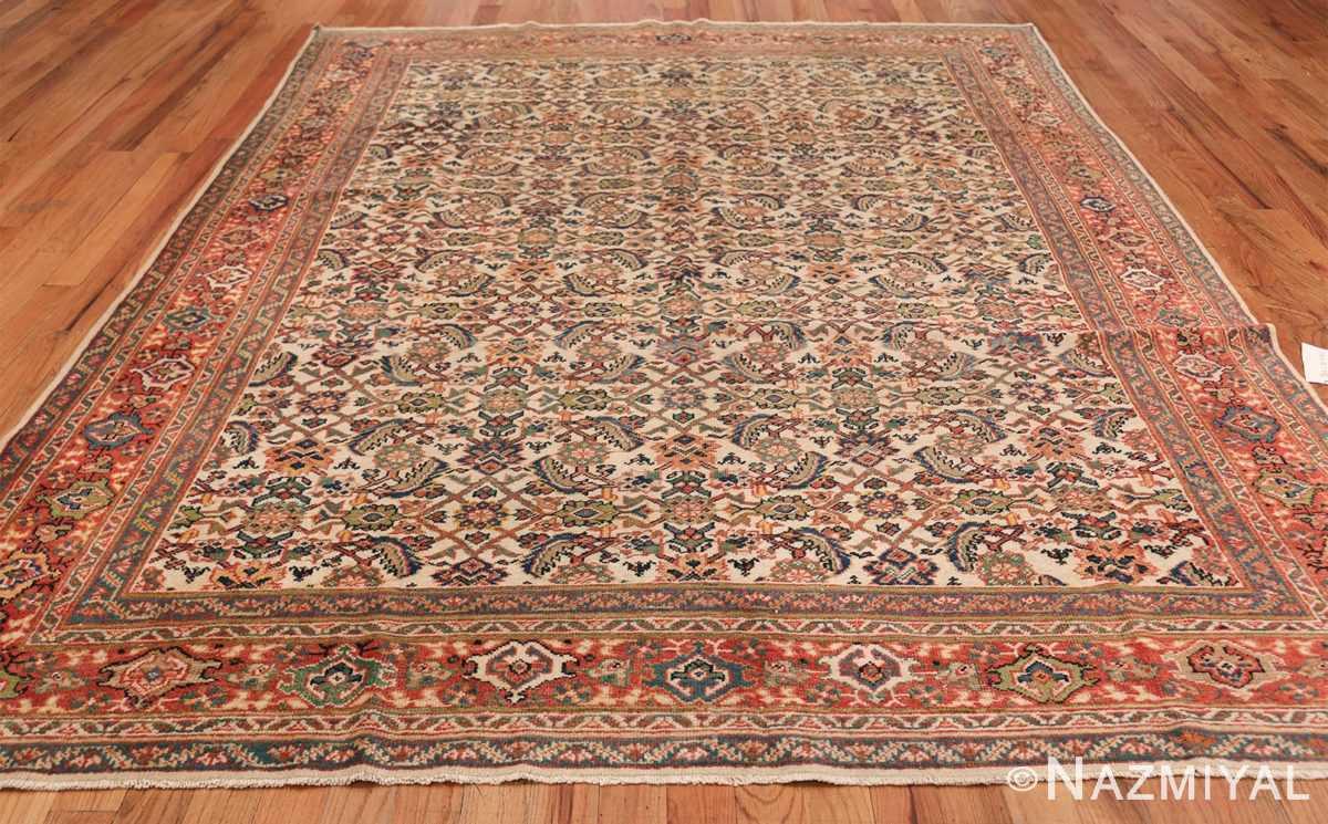 Antique Persian Sultanabad Carpet 50248 Whole Design Nazmiyal