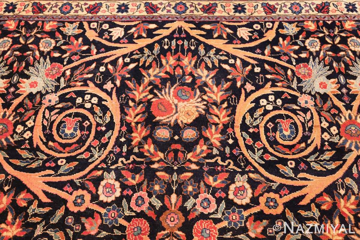 beautiful antique persian tabriz carpet 48568 top Nazmiyal
