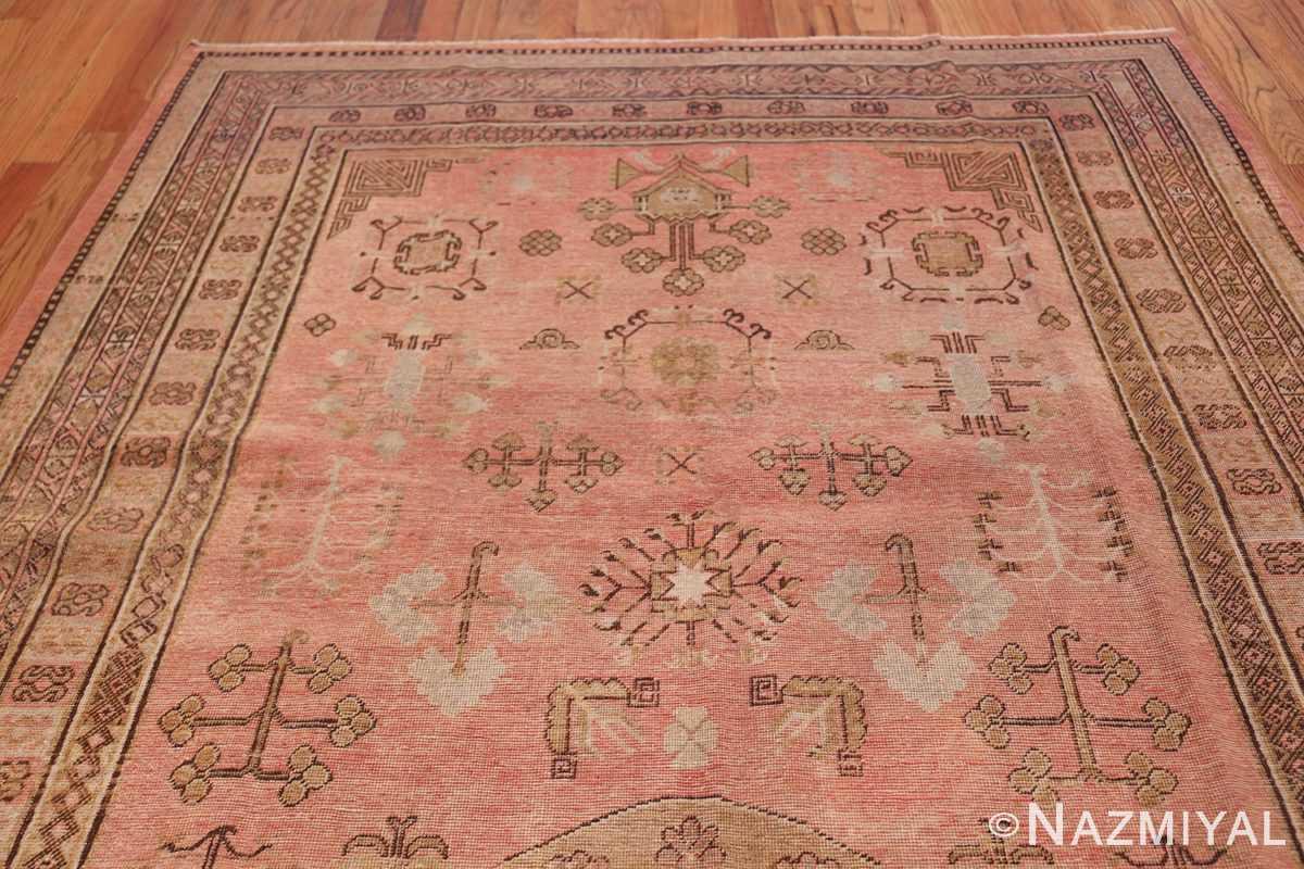 Gallery Size Antique Khotan Rug 50328 Top Design Nazmiyal