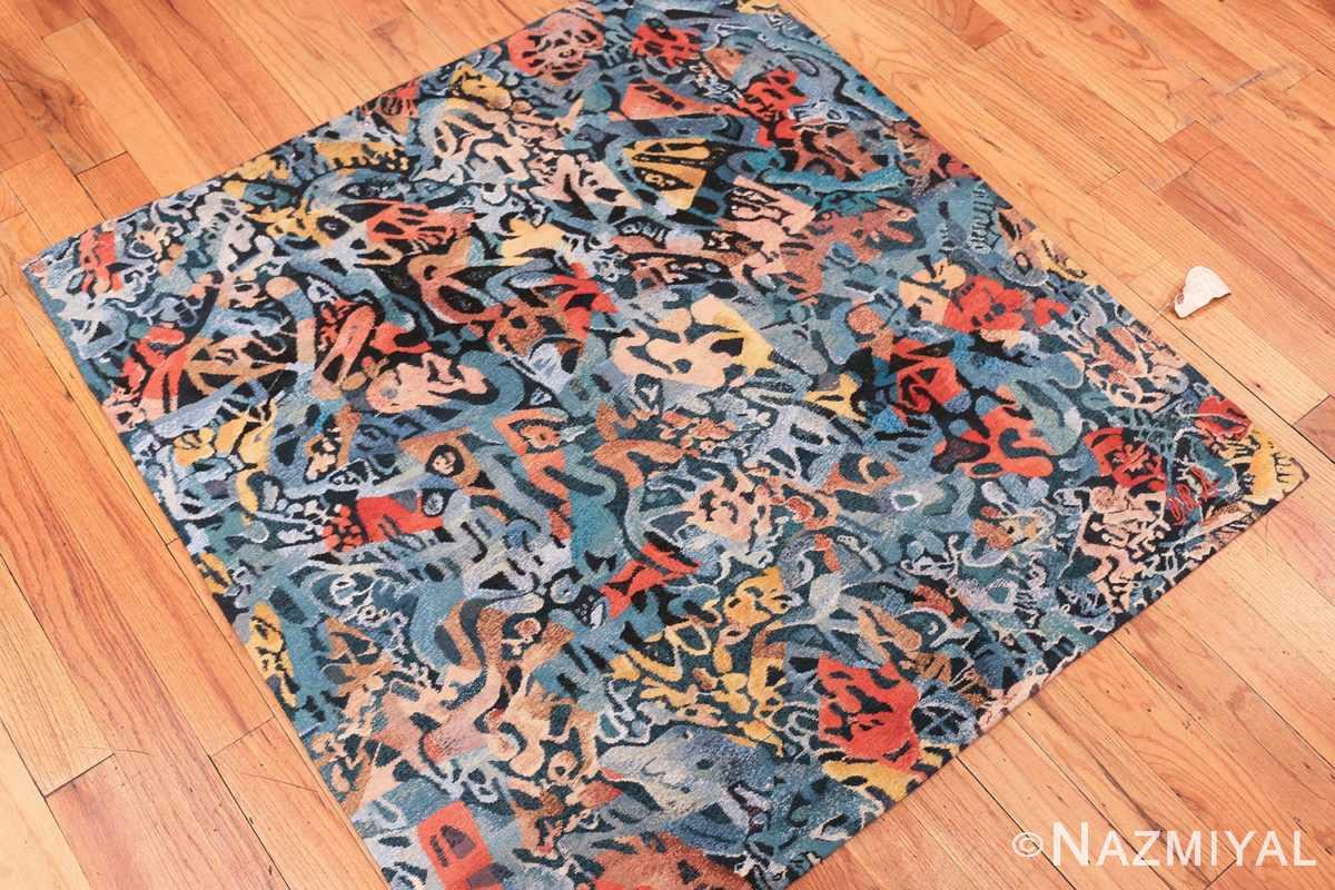 garden of eden vintage tapestry by barbara rae schaefer 48572 side Nazmiyal