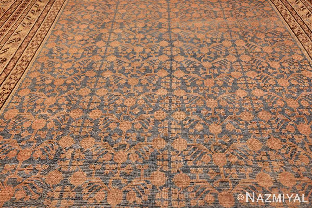 large antique khotan rug 50182 all Nazmiyal