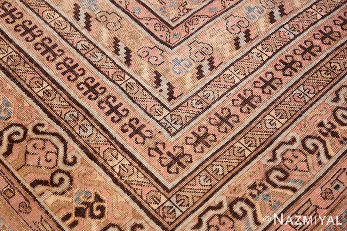 large antique khotan rug 50182 design Nazmiyal