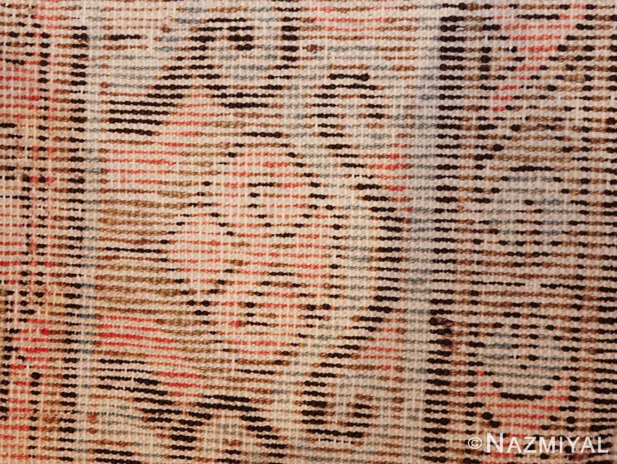 large antique khotan rug 50182 knots Nazmiyal