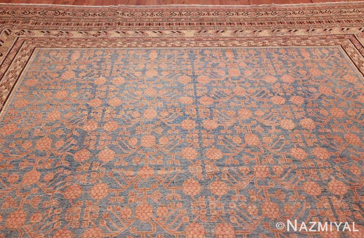 large antique khotan rug 50182 top Nazmiyal