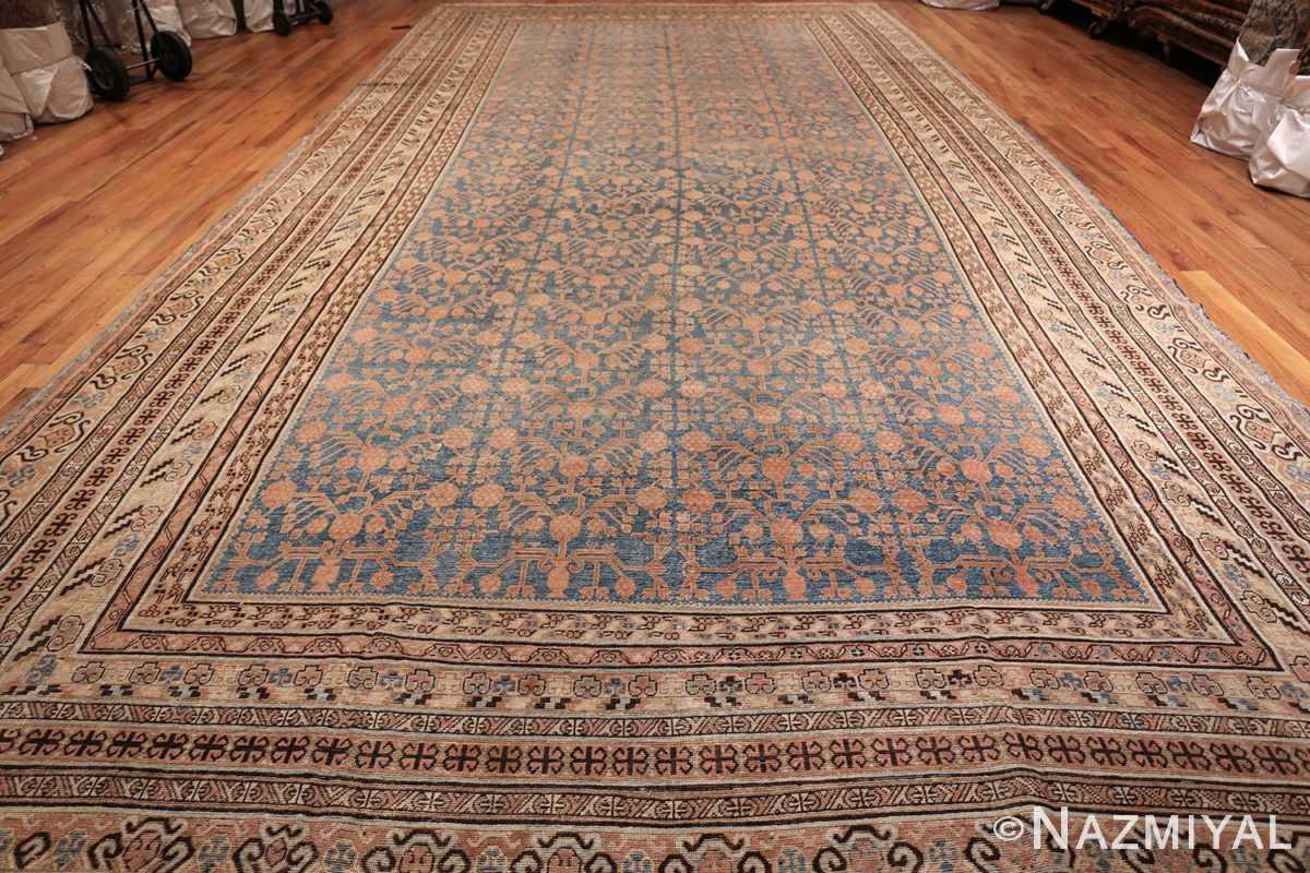 large antique khotan rug 50182 whole Nazmiyal