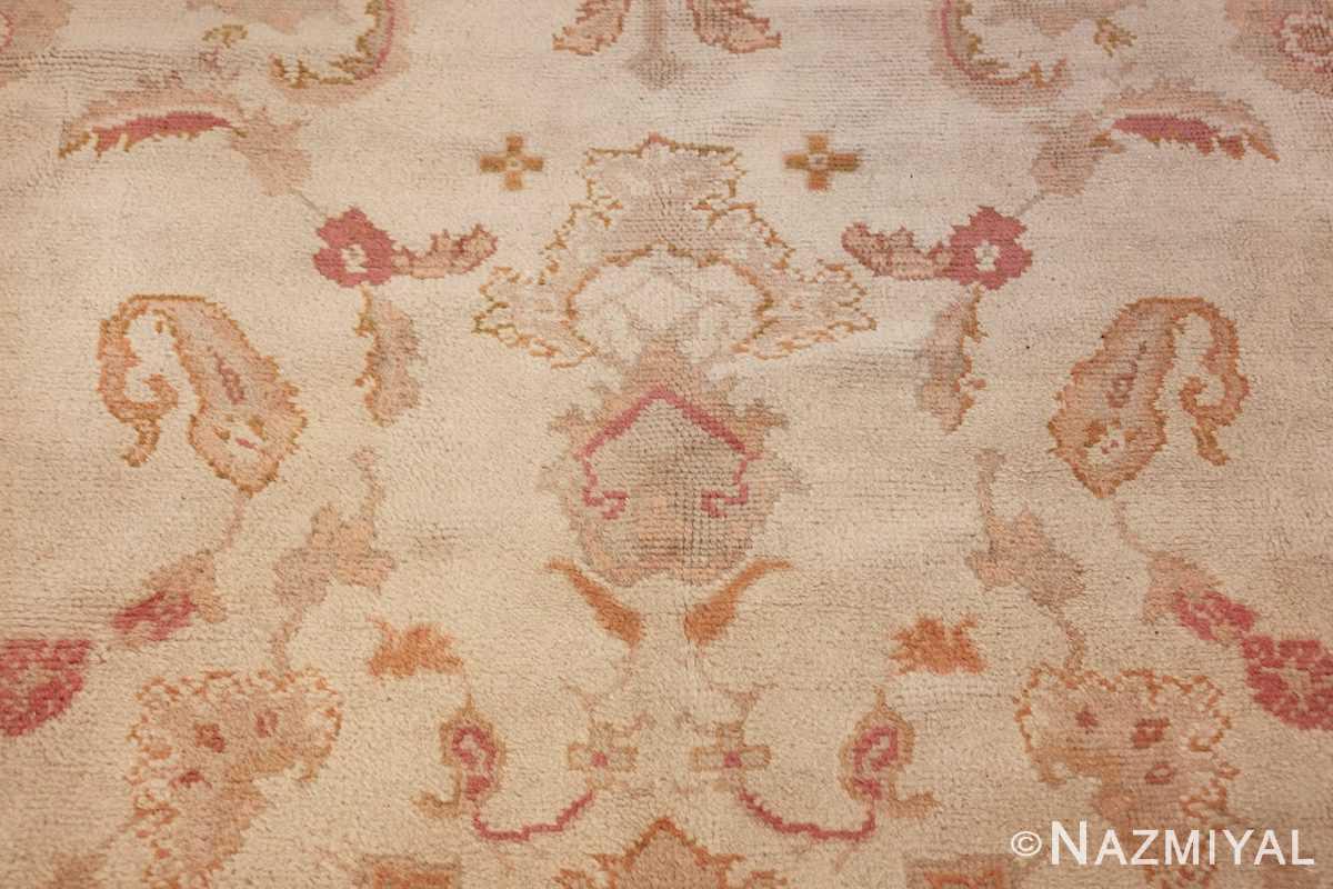 large decorative antique turkish oushak rug 48473 decoration Nazmiyal