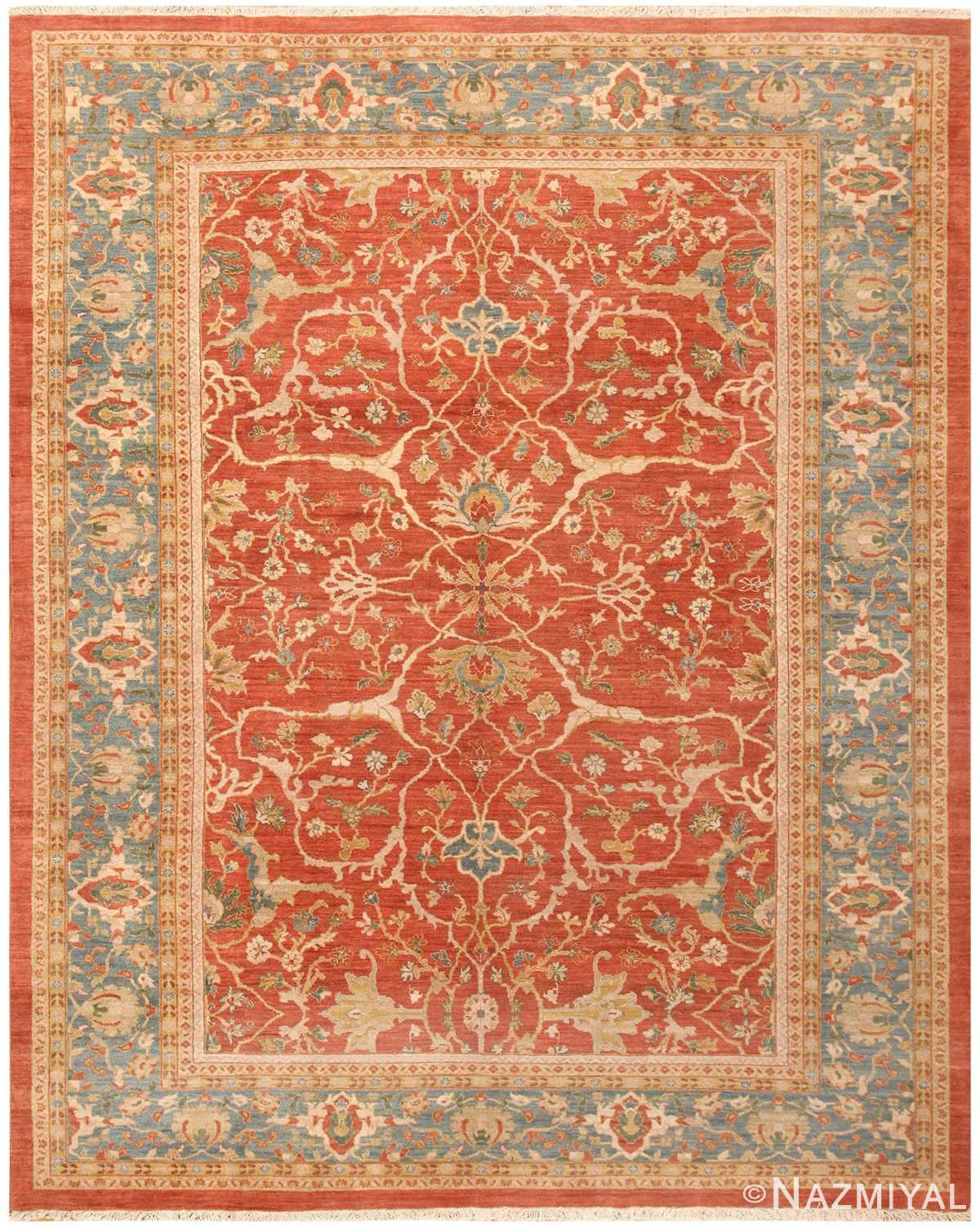 Persian Sultanabad Carpet 44709 Detail/Large View
