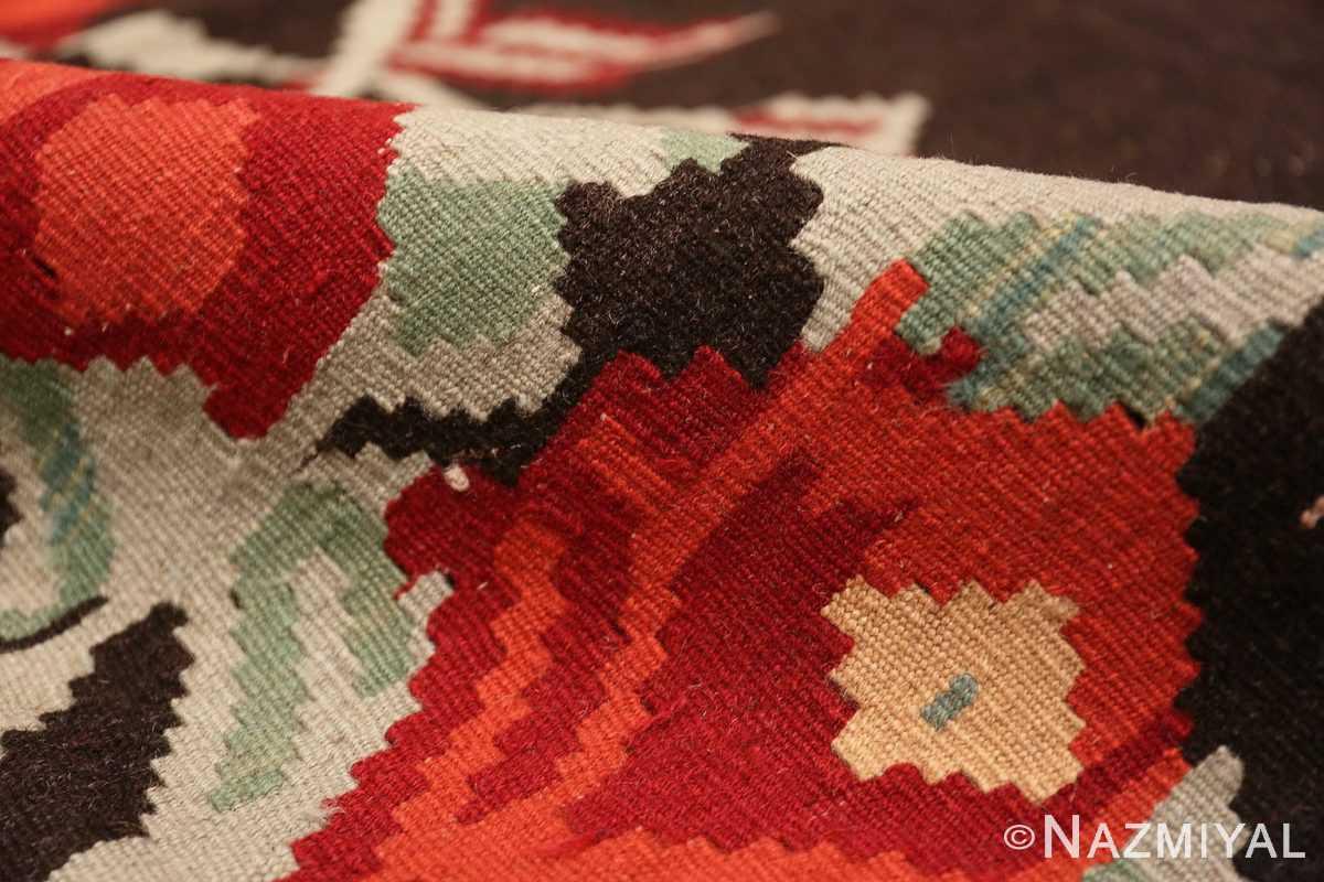 Pile Vintage Turkish Kilim 50323 by Nazmiyal