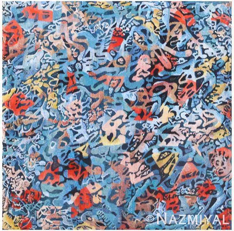 Vintage Garden of Eden Tapestry by Barbara Rae Shaefer 48572 Nazmiyal