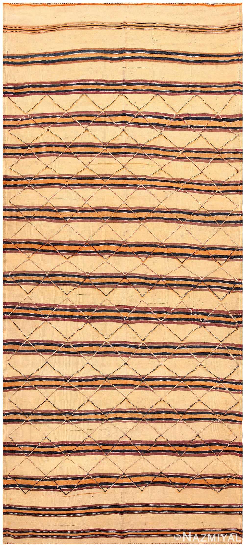Vintage Moroccan Kilim 46467 Large Image