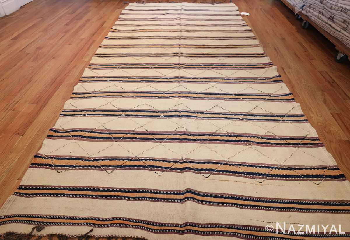 vintage moroccan kilim 46467 whole Nazmiyal