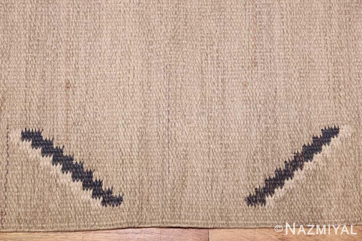 vintage swedish rug by ellen stahlbrand 47003 border Nazmiyal