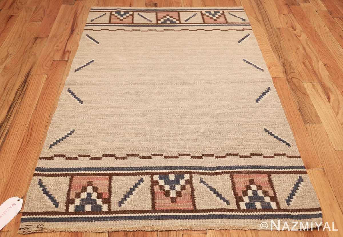 vintage swedish rug by ellen stahlbrand 47003 whole Nazmiyal
