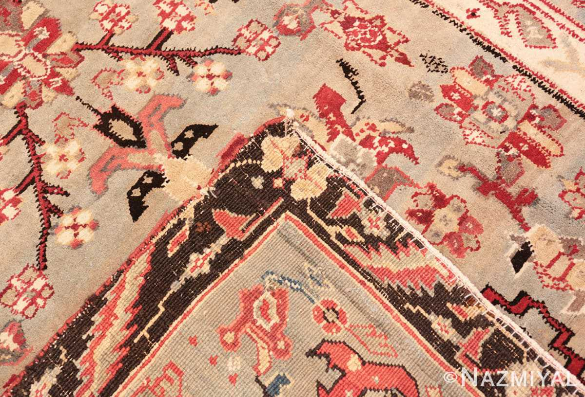 Weave Antique Indian Agra rug 2983 by Nazmiyal