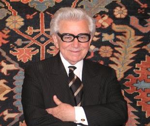 Albert Karmely, Antique Rug Expert Nazmiyal