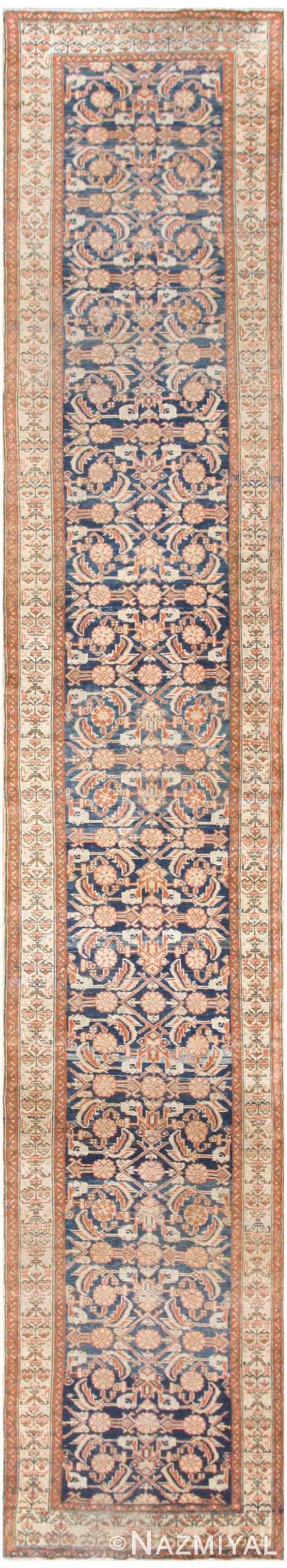Antique Persian Malayer Runner 50174 Nazmiyal